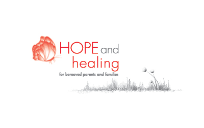 Hope and healing logo SIDS and Kids